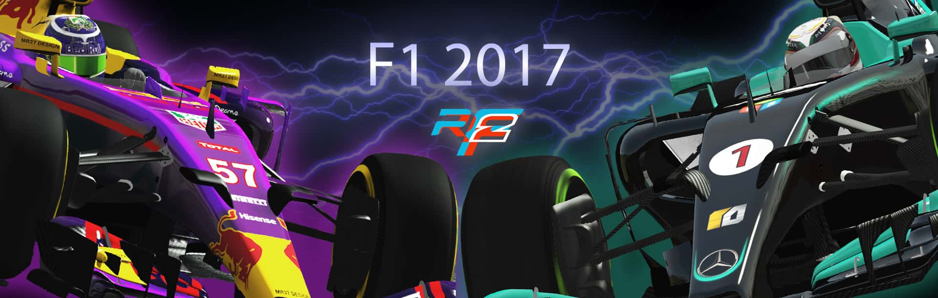 Campionato F1 2017 – rFactor2