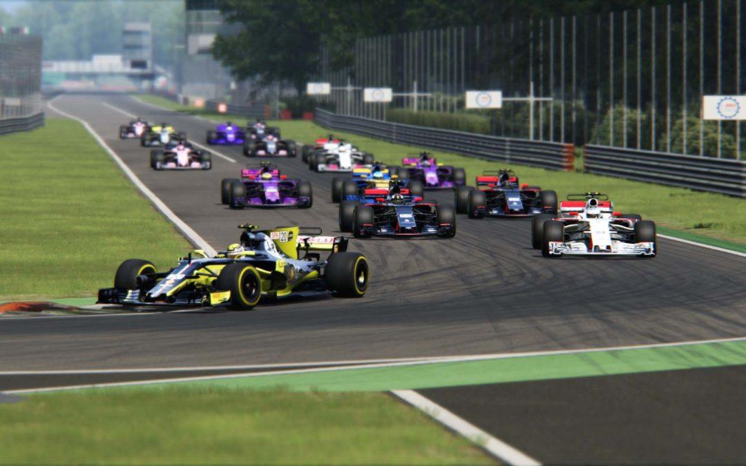 F1 Advanced, GP d'Italia: David Spadi vince e rilancia la sua corsa verso il titolo