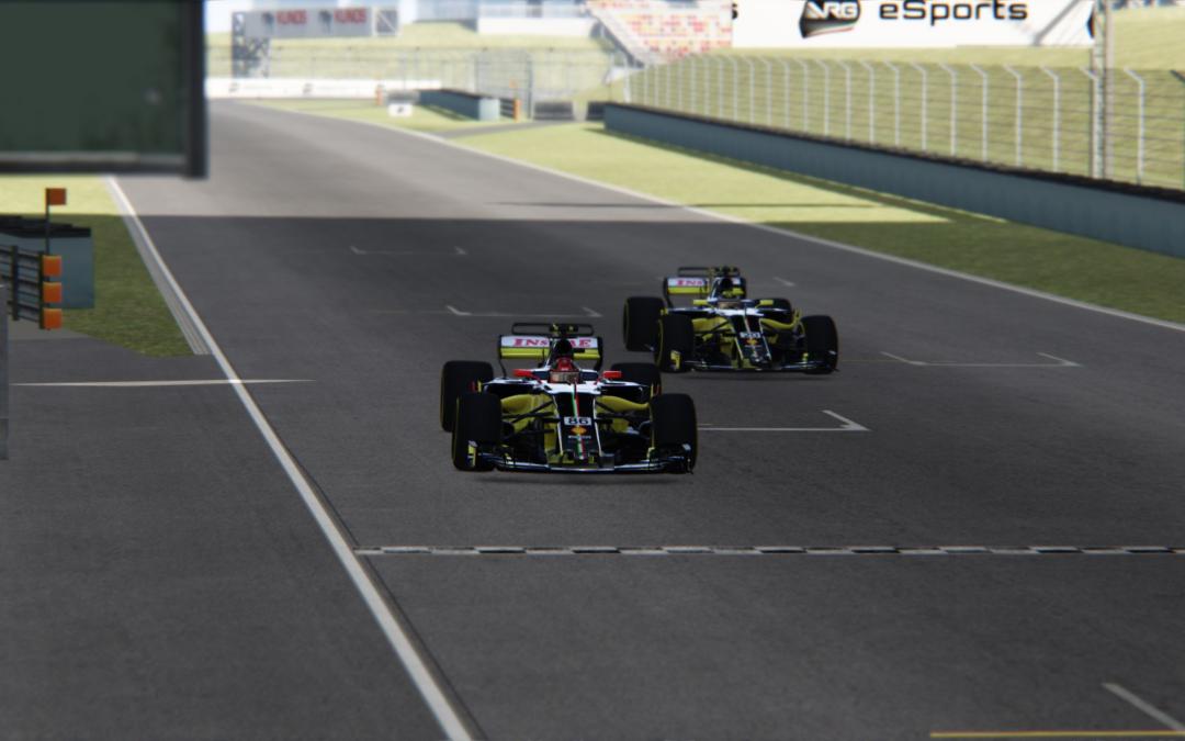 F1 Advanced 2018, GP Cina: Arrivo in parata per la Scuderia Insulae