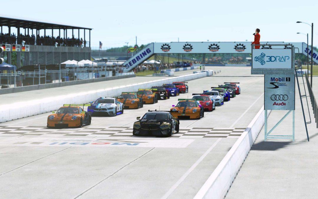 GTC 2018, GP Sebring: gran finale in Florida