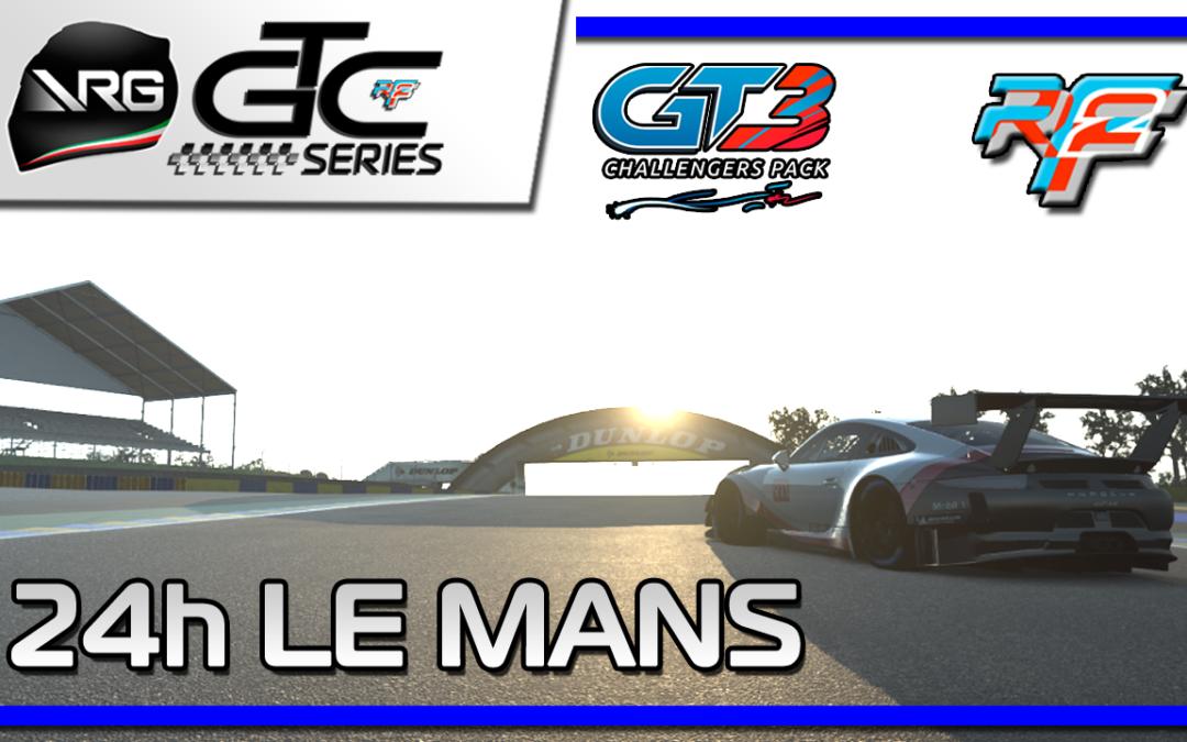 24h Le Mans | XVI Edizione Campionato GTC