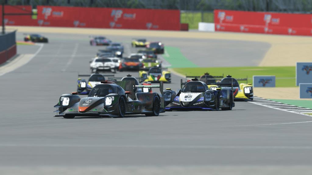 GTC ENDURANCE ROUND 3: 8H Silverstone