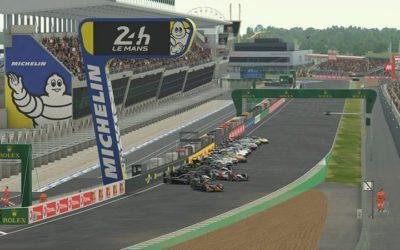 GTC ENDURANCE ROUND 8: 24H Le Mans